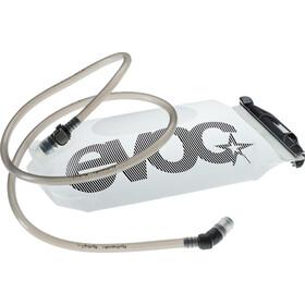 EVOC CC Race Plecak Lite Performance 3 l + bukłak 2 l, żółty/szary